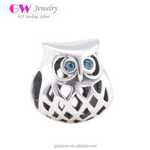 Chinese Lucky Charms New Jewelry Design Supplies Silver Origami Owl Charms X065