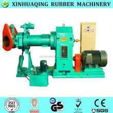 China Hot Sale Silicon Rubber Extruder Machine with Overseas Service