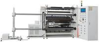 Plastic film separate slitting machine,Automatic oriented polypropylene film slitting machine