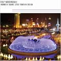 ao ar livre decorativa artificial de água grande fonte dança fontes de água para praças