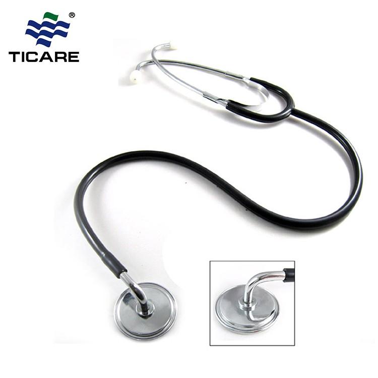 Özel İsim Etiketi Ile Sıcak Satmak Tek Kafa Stetoskop