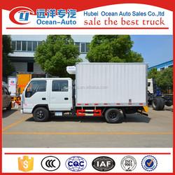 Diesel Japanese mini refrigerated truck