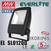 High quality CE SAA certificate 20000 lumen narrow light angle IP65 high efficiency 200w led flood light