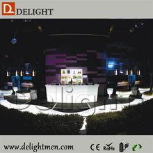 Waterproof IP65 of PE Material Designs lighting bar Furniture moulded garden furniture
