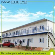 China Light Steel Prefab Modular House and office