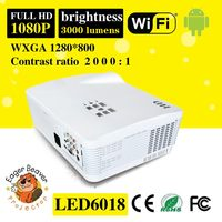 Hd projector 1080p native resolution trade assurance supply video mapping projector