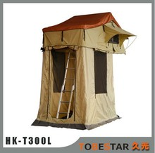 3-4 person 1-2 person foldable sea tent car roof top tent for 2-4 persons