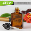 2015 Wholesale ! 30ml amber glass chemical reagent bottle