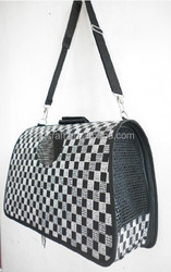 wholesale high quality pet products expandable pet dog carrier & laptop carrier bags