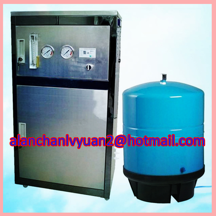 commercial distilled water machine