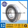 6406 2RS plain rubber bearing for deep groove ball bearing 30*90*23 mm