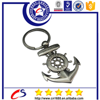 Factory keychain custom metal die cut keychains sports keychains for gift