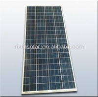 Good Quality 140W 24V Polycrystalline Silicon pv solar panel