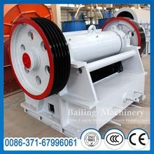 Bailing Brand stone jaw crusher sold to more than 20 countries