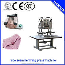 shanghai hanfor Seamless Garment and Panty side seam Film Fixing Machine