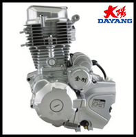 Four Stroke Air-Cooled Loncin 175cc Motorcycle Engine Parts
