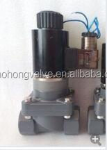 normally open UPVC solenoid valve 24V