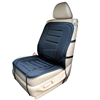 12v electric massage car seat heating cushion with 3/5 motors