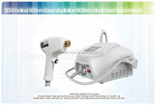 Portable 808 Diode Laser With German Bars from Beijing Oriental-laser