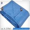 China factory 110gsm blue plastic pe tarpaulin sheet