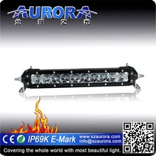 Factory direct sell high lumen Aurora single 10'' led lights for trailers