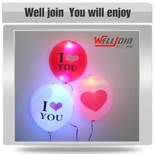 Wholesale party supply colorful led balloon