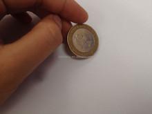 Two Pounds Euro Souvenir Coin