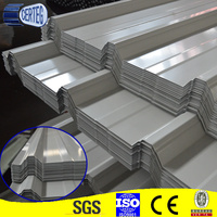 SGCC DX51D SGLCC Hot Dipped ZINCALUME / GALVALUME Galvanized Corrugated Steel / Iron Roofing Sheets Metal Sheets BEST PRICE