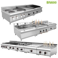 600 combination oven hotel and restaurant commercial restaurant equipment BN600-G601C,G602C,G605C,G606C,G607C,G608C