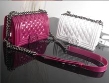Luxury Name Brand Designer Women Handbag Channel Clutch Shoulder Bag