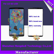 Alibaba china full lcd display for lg g3 touch screen with wholesale price