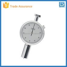 Rubber and plastic hardness tester
