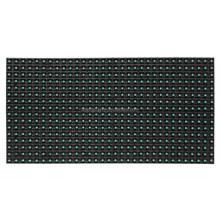 1/4 Scran Reversed Polarity High Brightness P10 Single Blue LED Module for Outdoor