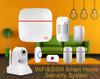 best wireless ip camera FDL-WFK14 for 2015 wifi+gsm