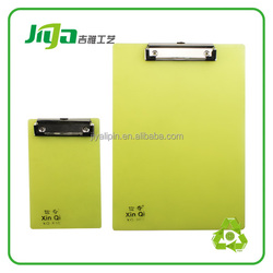 A4 transparent clipboard for sale