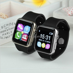 Shenzhen electronic watches Touch screen gsm smart sport watch with android aw08 smart watch