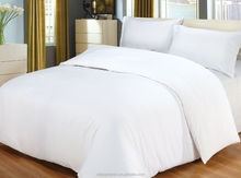 Cheap price white color microfiber bed sheets/bedding set/bed cover sets