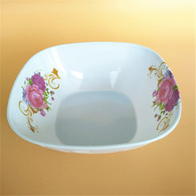 Professional factory supply plastic tableware