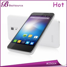New Products 2015 android 5.0 smartphone 5inch 1280*720 Full HD Chipset SoFIA 64bit Quad Core ROM 8GB 3G cheap android phone