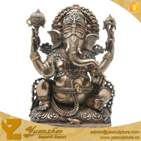 Brass Ganesh Statue for Sale BFSN-C081A