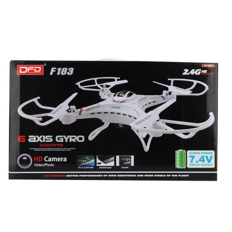 590183-4CH Drone w- 6 Axis gyro RC Quadcopter Remote Control Toys-2.jpg