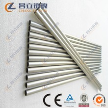 high quality titanium seamless tube