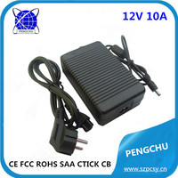 120W 12 volt 10a power supply transformer for led lcd 3d printer