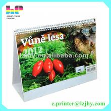 cheap hot sell new design 2016 365 days desk wall calendar printing