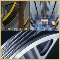 elevator steel wire rope 12mm