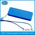 /oem odm fabricante de china portátil 3000 poweradd mah banco de potencia de suministro