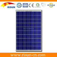 HIGH EFFICIENCY!!! 170W mono or poly solar panel for solar street lighting system or other solar system with TUV IEC CE and ROHS