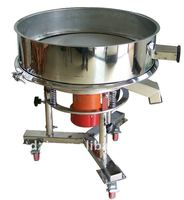 DZ Series High Frequency Vibrating Sieve for Lab and Medical Material