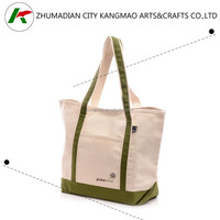 Alibaba China top quality customized cotton bag