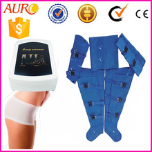 AU-7007 pressotherapy lymphatic drainage equipment take body slimming, relaxation